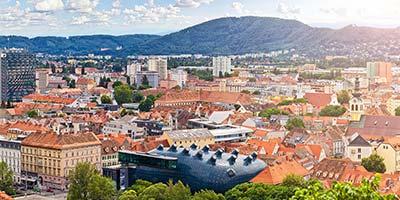 In Graz wird Ihre Tagung zum Erlebnis