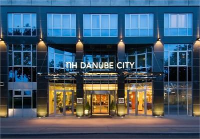 Österreich Tagungshotel - NH Danube City - Wien
