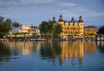 Österreich Tagungshotels - Falkensteiner Schlosshotel - Velden