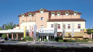 Österreich Tagungshotels - Globa Plaza Hotel - Villach