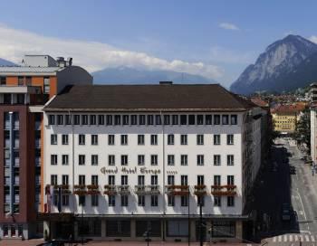 Österreich Tagungshotels - Grand Hotel Europa - Innsbruck