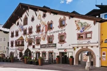 Österreich Tagungshotels - Hotel Goldener Greif - Kitzbühel
