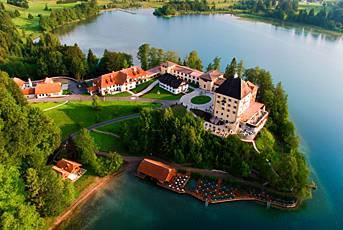 Österreich Tagungshotels - Schloss Fuschl