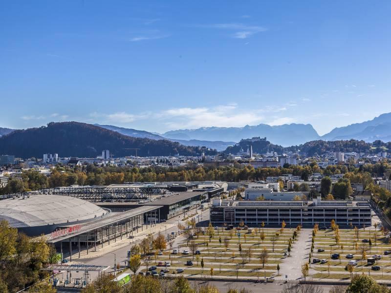 Messe- und Kongresszentrum Salzburg