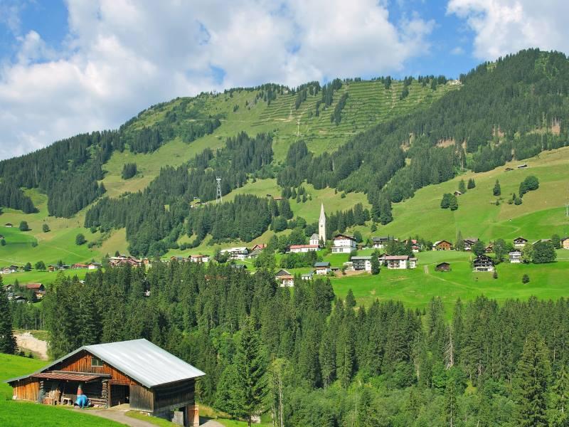 Kleinwalsertal – Incentives in Österreich