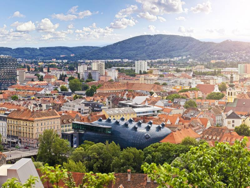 Tagungshotels in Graz - Oesterreich Tagungshotels