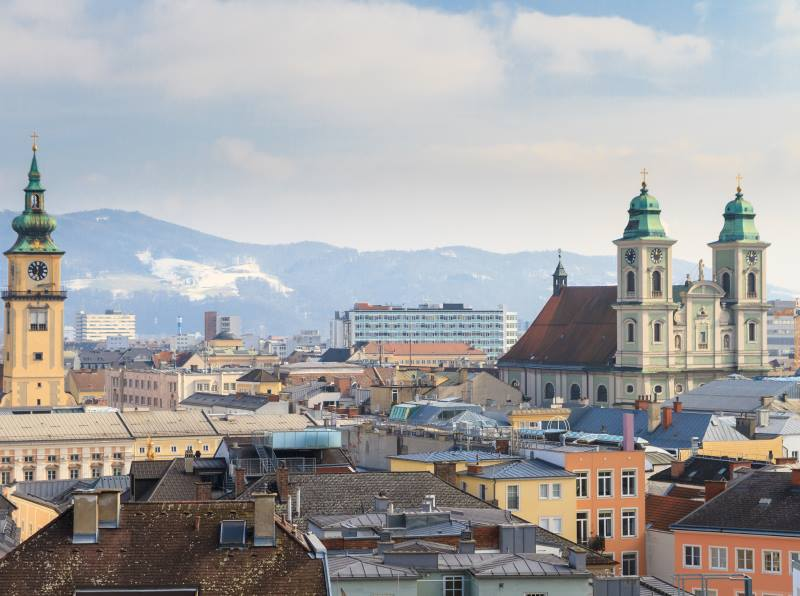 Tagungshotels in Linz – Tagen an der Donau