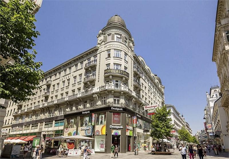 Austria Trend Hotel Astoria Wien Tagungshotel in Wien