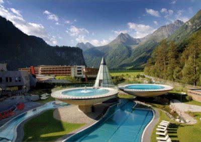 Seminarhotel in Tirol – AQUA DOME – Tirol Therme Längenfeld