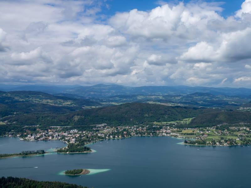 Klagenfurt – die sonnige Seite der Alpen