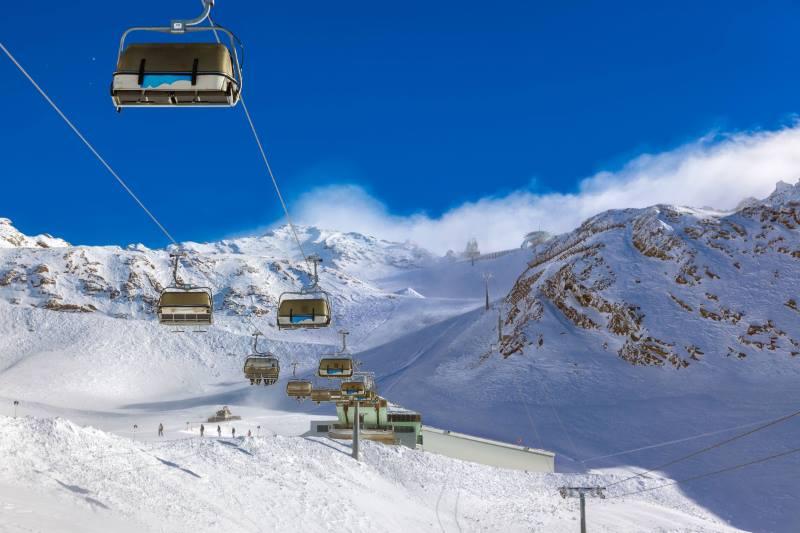 Winteropenings in Österreich