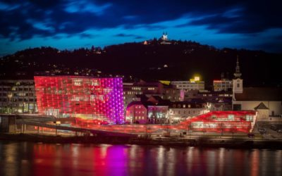 Eventlocation in Linz – Ars Electronica Center