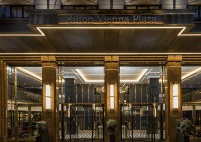 Hilton Vienna Plaza – Tagungshotel in Wien