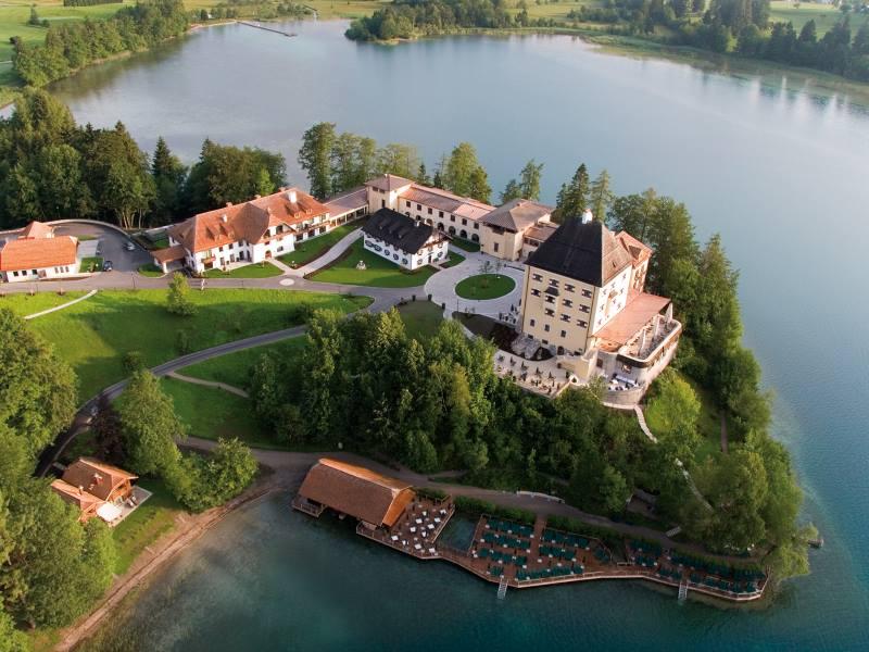 Hotels am Fuschlsee