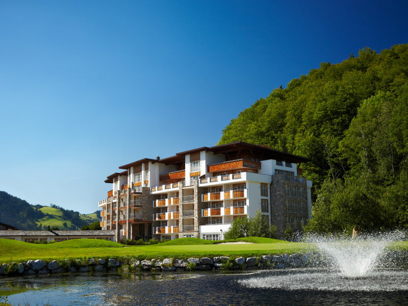 Grand Tirolia Hotel Kitzbühel Golf & Spa Resort
